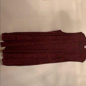 Lularoe Sweater Material Joy XL NWOT